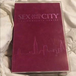 Complete Sex and the City series